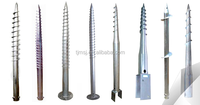 pole anchor and ground spike wholesale OEM
