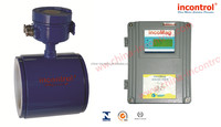 Electromagnetic Type Magnetic Pulse Hot Water 3 inch Flow Meter