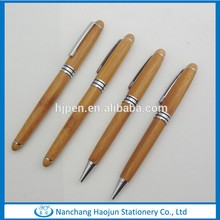 Cheap wood pen set carved wood pen are on wholesale