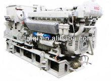 TBD234V12 Marine Generator Set Price List
