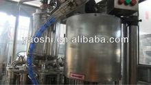 SXHF high efficiency hot drink washing filling capping machine, hot drink 3 in 1 machine, juice filling machine