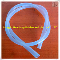 Good quality transparent silicone tube
