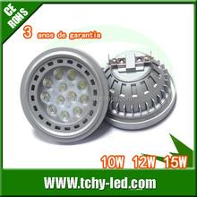 New model 24 degree high power led spotlight ar111