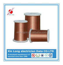 Copper / aluminum / CCA conductor round magnetic wire enameled