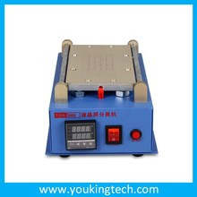 Vacuum Manual LCD Separating Machine LCD Repair Hot Plate for Cellphone Below 7 inch