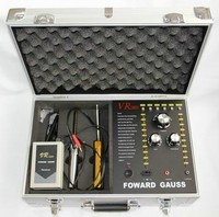 the portable VR5000 LONG RANGE KING Ground Diamond Detector