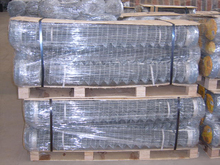 Home garden pvc coated / hot dipped galvanized chain link fence