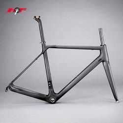 2015 new design Toray carbon fiber road bike frame, super light bike frame, road frame bike with di2 780-920g only!!! FM069