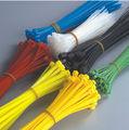 Auto- bloqueo de cable de nylon vínculos, lazos de plástico
