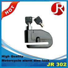 Yamaha motorcycle locks with Security alarm disc brake lock