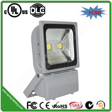 IP65 Waterproof UL,DLC and SAA Meanwell Driver 100W led floodlight,outdoor flood light
