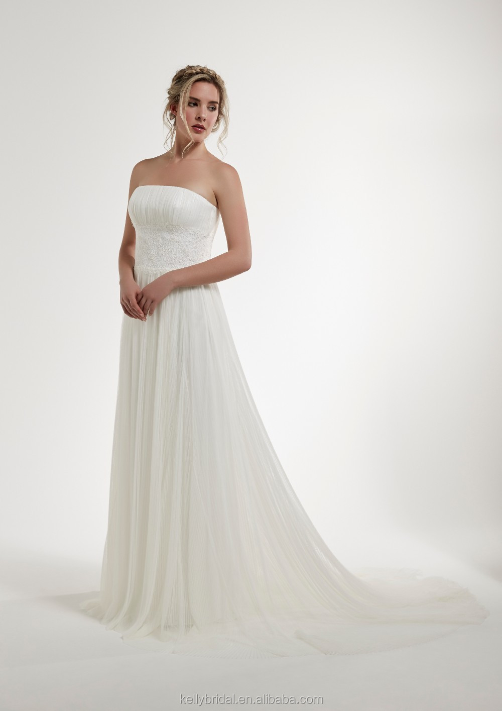 Zm16130 New Arrival A Line Wedding Dresses With Sweetheart Neckline ...