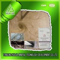 China HuaJia natural raw clay