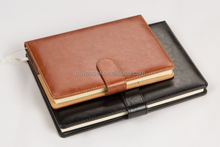 2 Different Size 100 Sheets High Quality Business PU Leather Notebook Paper