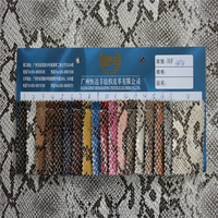 hot selling woven thecnics snake pattern 100% pu synthetic leather