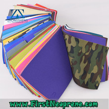 Customized 2mm Thickness Neoprene Fabric for Clothing