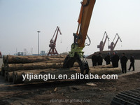 jt-08 wood grapple excavator for sale made in china cheap and quality