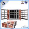 MLD-TC137 personalized high quality handle aluminum animal case for pet dog case cat case