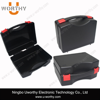 Strong Cheaper Hard Plastic Suitcase/ Hand Tool Box 250x210x95mm