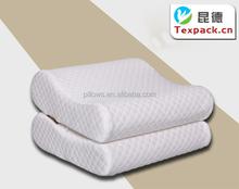 Wave Shaped Visco Elastic Foam Pillow Bounce Back Pillow