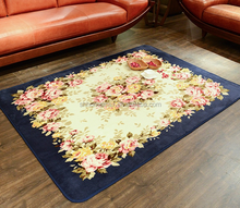 Chinese Rural Style Restoring Ancient Ways Home Sitting Room Carpet Floor Mats / Fashion Rugs Carpet