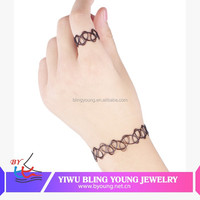 Hot new magic elastic tattoo ring
