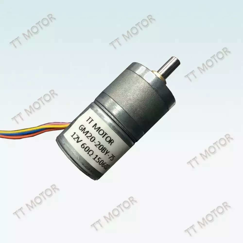 Electric stepper motor small size dia20mm buy 2 phase 18 for How to size a stepper motor