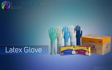 Latex Powder Free Examination Gloves Malaysia