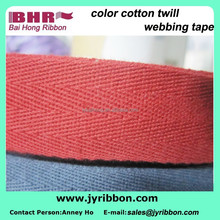 Twill knitting stripe weaving bands for home textile
