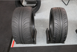 zestino/lakesea wholesale used tires 215/45r17 semi slick tire tread wear 140/240/300 racing tyres