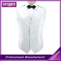 Fashion Style Solid Color Waistcoat For Men Design