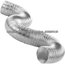 Hvac Aluminumio flex conductos _aire a condicionado
