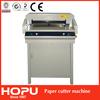 HOPU roll paper sheeter cutter cut paper machine