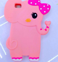 Cute silicone vivid cell phone cases for nokia lumia 920
