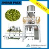 Heavy bag packaging machine for rice , beans