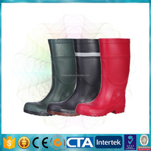 oil and slip resistance men's TPR Boots