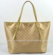 New fashion autumn style pu designer handbag for ladies