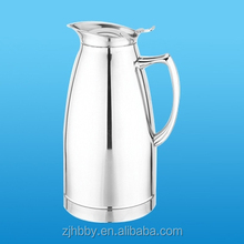 2015 new product stainless stee arabic coffee pot dallah