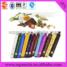 Healthy Food chocolate bar wholesale poly bags