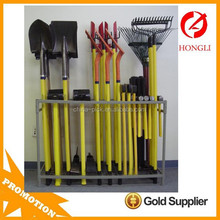 agriculture and garden tools /spade / hoe / pickaxe / fork