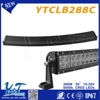 Y&T 288w More brighter!mini led front/head light led spot light 288w light led for lowe boat parts