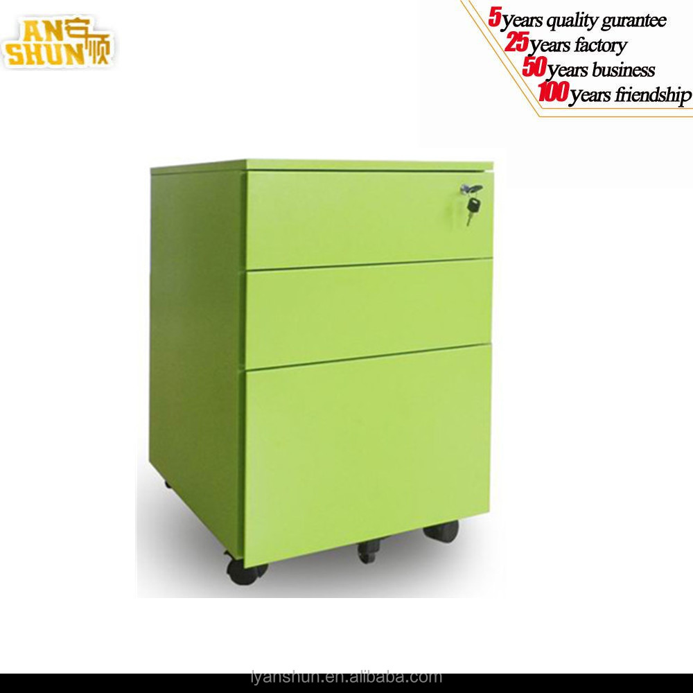 3 Drawer Small Steel Moving Under Desk File Cabinet Buy