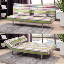 """cost-effectively folding two seater sofa cum bed 75"""" ikea"""