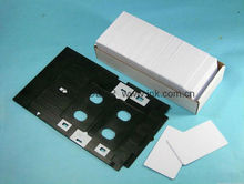blank card tray For Epson T50 T60 A50 P50 L800 L801