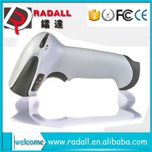 RD - 1908 Wireless handheld 1D new laser barcode scanner barcode scanner finger reader parking barcode reader