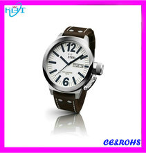Hot selling luxury three hands stainless steel watch straps replacement,digital watch with big dial