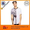 2015 new printing short t shirt fashion tee shirt wholesale