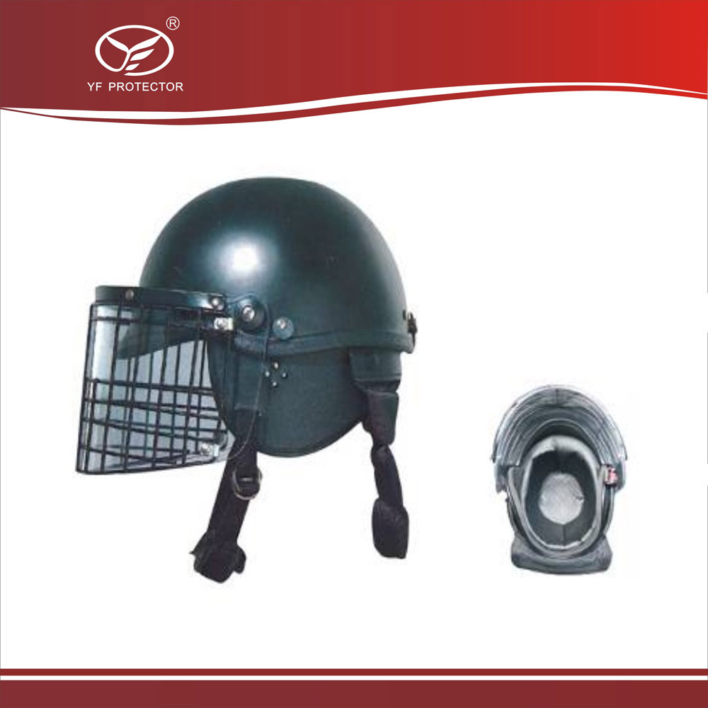 Anti Riot Helmet With Mesh