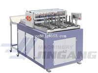2015 ZDJ1000 Automatic (MDF) Wooden Desity Board Box Making Machine for groove