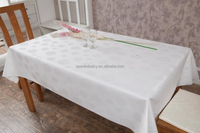 2015 waterproof polyester spunbond/african table cloth/church table cloth